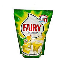 Таблетки FAIRY Citron / Orange, 60шт